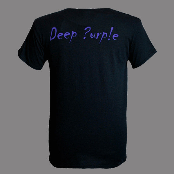 Deep Purple (Now What) Black T-Shirt