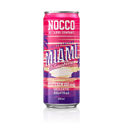 Nocco Miami Strawberry