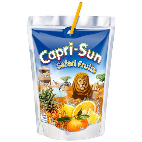 Capri-sun Safari-fruits