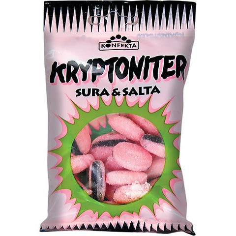 Kryptoniter Sura&Salta