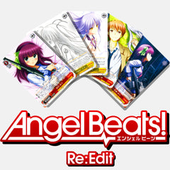 Angel Beats! Re:Edit Japanese