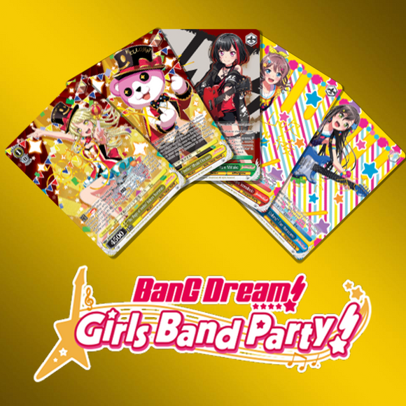 BanG Dream! Girls Band Party! MULTI LIVE EN Foils