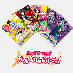 Bang Dream Girls Band Party Special Pack Japanese