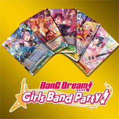 BanG Dream! Girls Band Party! EN Foils