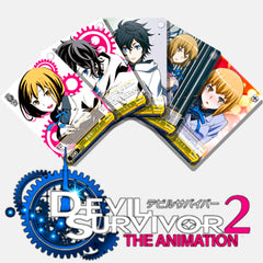 Devil Survivor 2 Anime EB Japanese