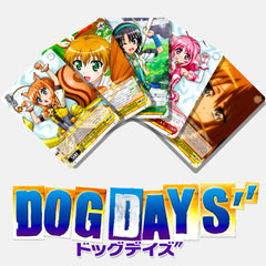 Dog Days Double Dash EB Japanese