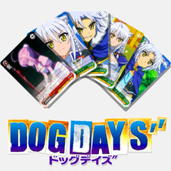 Dog Days EB Japanese