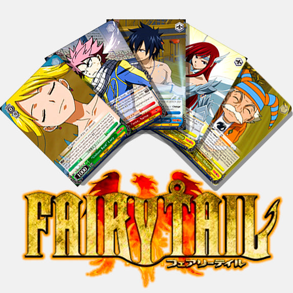 Fairy Tail English