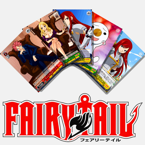 Fairy Tail Japanese