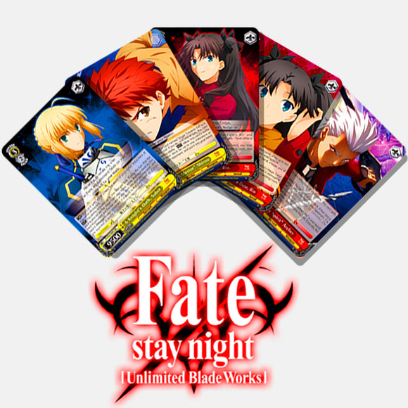 Fate/stay night Unlimited Blade Works English