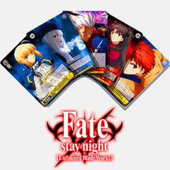 Fate/stay night Unlimited Blade Works Japanese