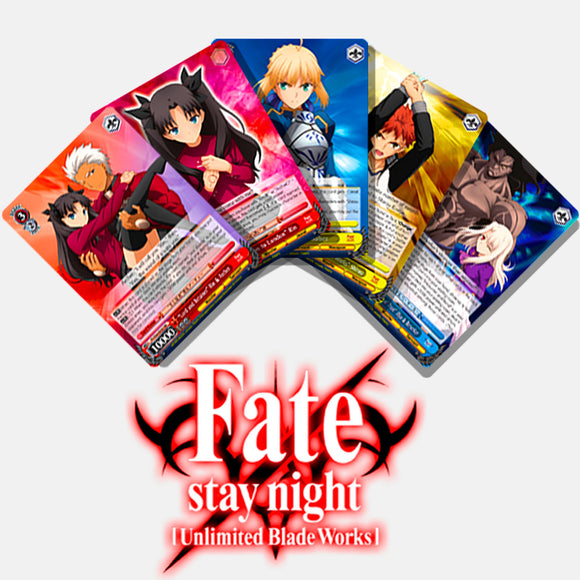 Fate/stay night Unlimited Blade Works Vol. 2 English