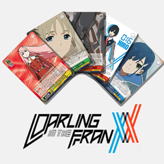 Darling in the Franxx Japanese