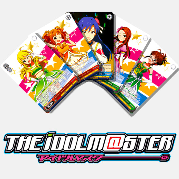 Idolm@ster PUP Japanese
