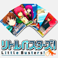 Little Busters! Anime Japanese