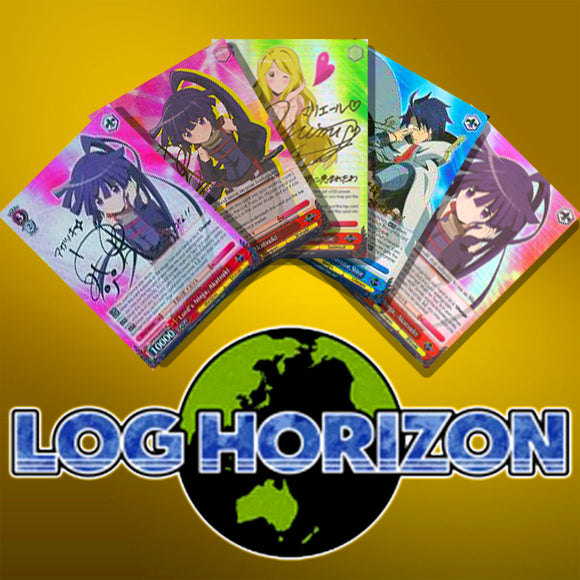 Log Horizon EN Foils