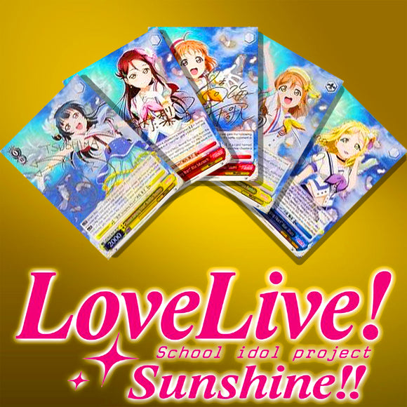 Love Live! Sunshine!! EN Foils