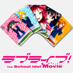 Love Live! The School Idol Movie EB Japanese