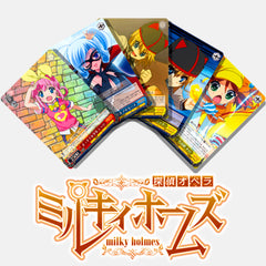 Milky Holmes: The Phantom Thief Empire Strikes Back EB Japanese