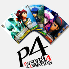 Persona 4 The Animation EB Japanese