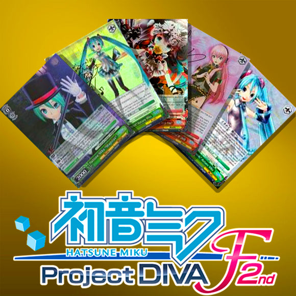 Project Diva F 2nd EN Foils