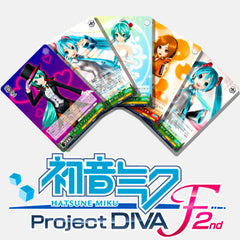 Project Diva F 2nd Japanese