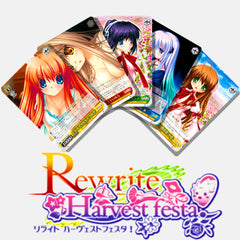 Rewrite Harvest festa! Japanese