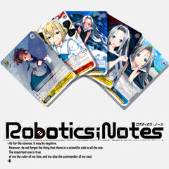 Robotics;Notes Japanese