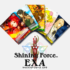 Shining Force EXA Japanese