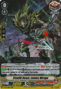V-BT02/018EN Stealth Beast, Leaves Mirage (Foil)