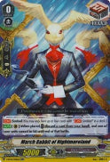 V-BT02/021EN March Rabbit of Nightmareland (Foil)
