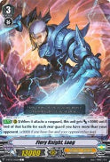 V-BT02/042EN Fiery Knight, Loeg