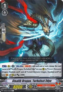 V-BT02/052EN Stealth Dragon, Turbulent Edge