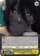 "AOT/S50-E012 ""Steady Advance"" Eren Titan"