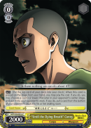 "AOT/S50-E016 ""Until the Dying Breath"" Conny"