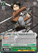 "AOT/S50-E031 ""To Seize Freedom"" Levi"