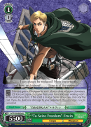 "AOT/S50-E034 ""To Seize Freedom"" Erwin"