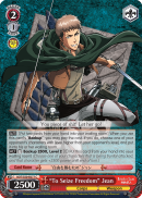 "AOT/S50-E077 ""To Seize Freedom"" Jean"