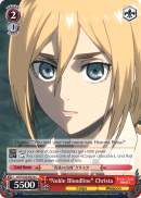 "AOT/S50-E079 ""Noble Bloodline"" Christa"
