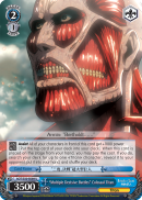 "AOT/S50-E089 ""Multiple Decisive Battles"" Colossal Titan"