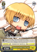 "AOT/S50-E101 ""Mischievous Battle"" Chimi Armin"