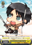 "AOT/S50-E102 ""Mischievous Battle"" Chimi Eren"