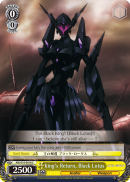 AW/S18-E018 King's Return, Black Lotus