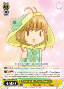 CCS/WX01-002 Sakura: Got You Covered