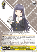 CCS/WX01-004 Tomoyo: Enamored Friend