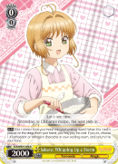 CCS/WX01-006 Sakura: Whipping Up a Storm