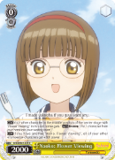 CCS/WX01-021 Naoko: Flower Viewing