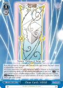 CCS/WX01-096 Clear Card: SIEGE