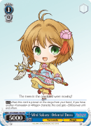 CCS/WX01-104 Mini Sakura: Oriental Dress
