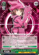 GGO/S59-E002 Promise to Be Kept, LLENN